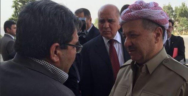 Salih Müslim, Barzani ve ABD yetkilileriyle görüştü