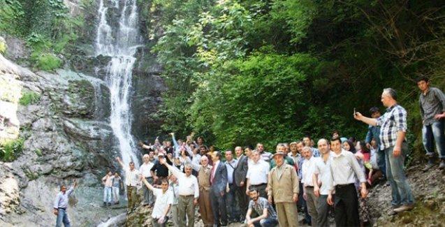 Samsun'da köylülerin taş ocağına karşı mücadelesi orman ve şelaleleri kurtardı