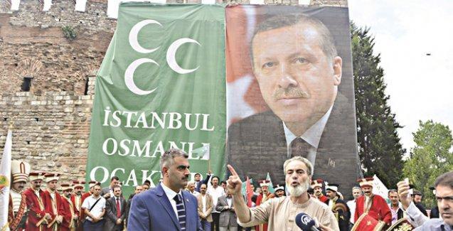 'HDP binalarına saldıranlar AKP'li Osmanlı Ocakları, MHP ile ilgisi yok'