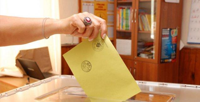 SONAR en son seçim anketi sonuçlarını açıkladı