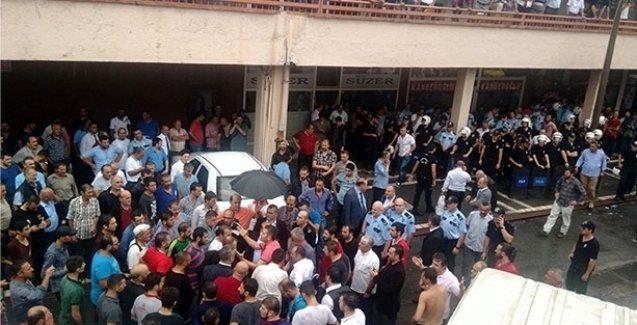 Trabzon'da iki yolcuya 'PKK'li' diye saldırıldı