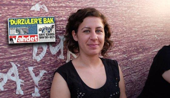 """""""Türkiye'de Dürzü'nün bir küfür olarak kullanılmasına çok şaşırdım ve üzüldüm"""""""