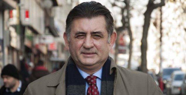 Ümit Zileli, 'Perinçek, Erdoğan'la saf tutuyor' dedi, Vatan Partisi'nden istifa etti