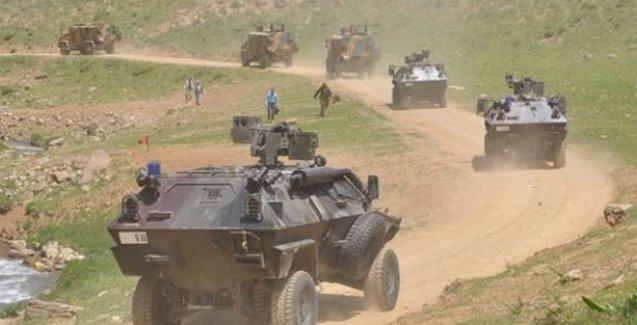Hakkari'de birçok yer 'Özel Güvenlik Bölgesi' ilan edildi