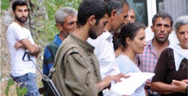 Yol keserken görüntülenmişti…Dersim'de öldürülen 4 PKK'liden biri de o çıktı