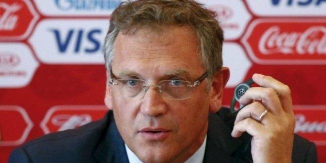 Yolsuzlukla suçlanan FIFA Genel Sekreteri Valcke görevden alındı