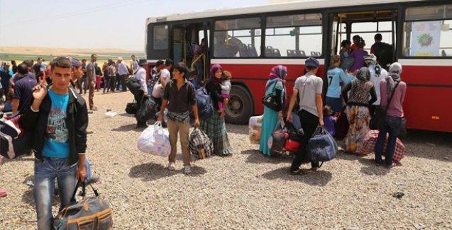 YPG, IŞİD'in elindeki Ezidilerden 18'ini kurtardı