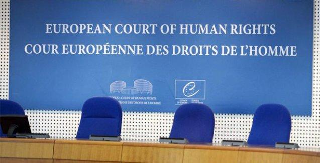 AİHM Türkiye'yi birden fazla davada mahkum etti
