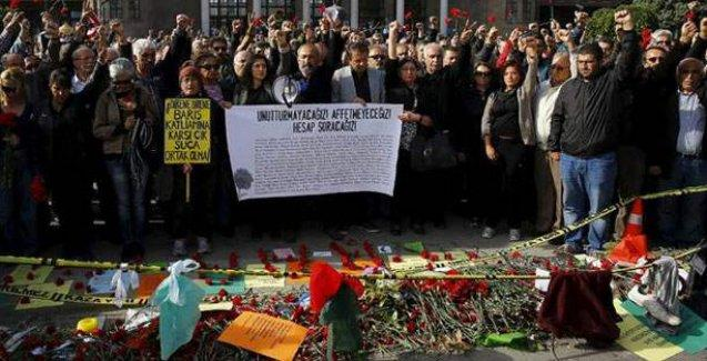 Ankara Katliamı'nı protesto eden iki öğrenciye 2 bin TL para cezası!