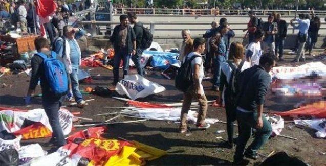 Ankara Tabip Odası: Ankara'daki katliamda 106 kişi öldü