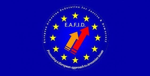Avrupa Ermeni Federasyonu'ndan 1 Kasım öncesi HDP'ye destek