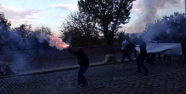 Aziz Güler için yürüyen öğrencilere ODTÜ'de polis saldırısı