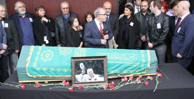 Çetin Altan için Milliyet gazetesinde tören düzenlendi