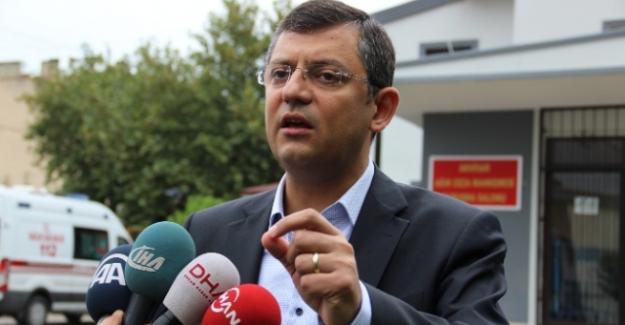 CHP'li Özel'den çarpıcı Soma açıklaması