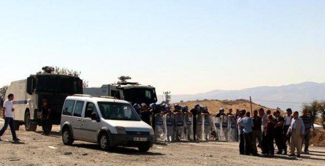 Cudi'deki 'canlı kalkan' eylemcilerine soruşturma