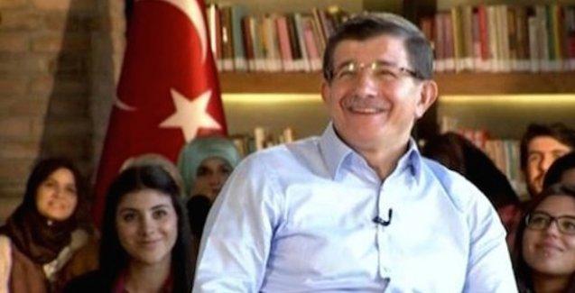 Davutoğlu: Bakın bana, bende IŞİD'i destekleyecek yüz var mı