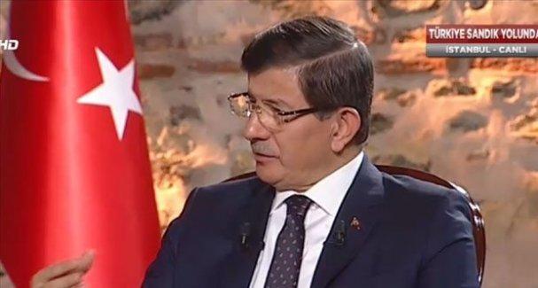 Davutoğlu: IŞİD'le aramızda 180 değil 360 derece fark var