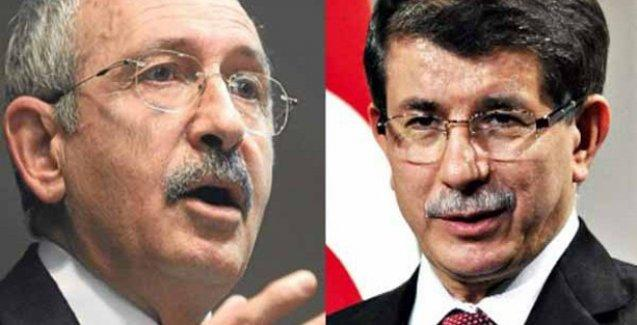 Davutoğlu: Kılıçdaroğlu ne biliyorsa söylesin