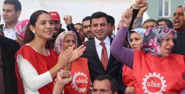 Demirtaş: İşçiler olarak iktidara karşı her zaman direnin