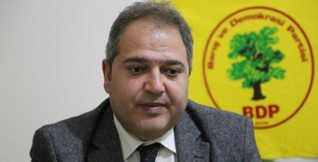 Dicle Belediyesi Eş Başkanı Abdulsamet Bilgin tutuklandı