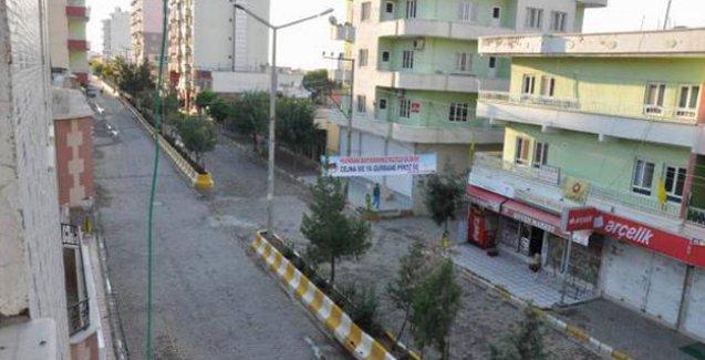 Diyarbakır kent merkezinde ve Mardin Dargeçit'te sokağa çıkma yasakları