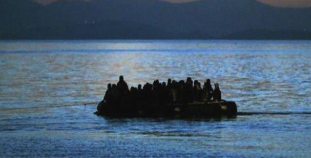 Akdeniz'de sığınmacıları taşıyan bot battı: 80 kişi kayıp