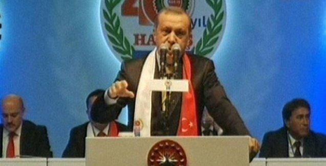 Erdoğan: Kalkıyorlar 'DAEŞ yaptı' diyorlar, burada PKK da var, PYD de var