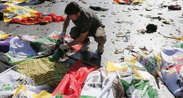 Ankara saldırısının tanıkları anlattı