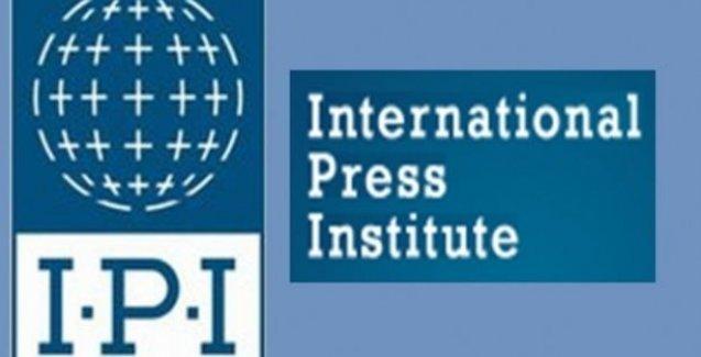 IPI: Türkiye'de demokrasi ve basın özgürlüğü kara bir gününü daha yaşadı