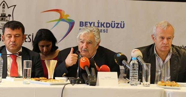 Jose Mujica: Özgürlük ortak bir dava olmalıdır
