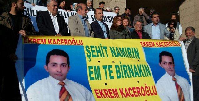 Kaçeroğlu davasında mağdur yakınları ve avukatları salonu terk etti