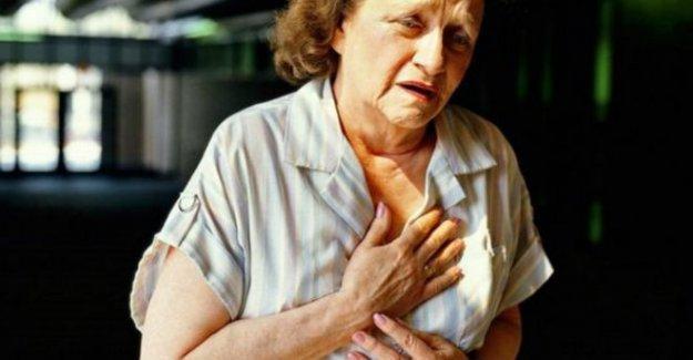 Kadınlarda kalp krizi riskini artıran gen
