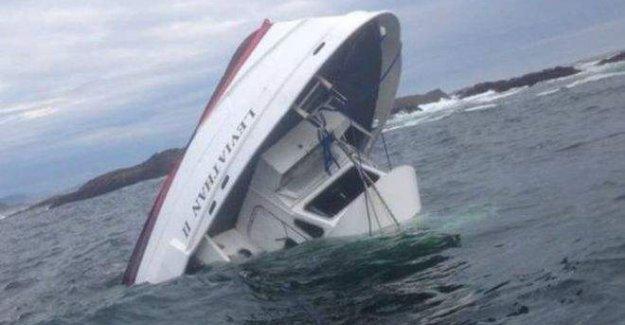Kanada'da turist teknesi battı: 5 hayatını kaybetti
