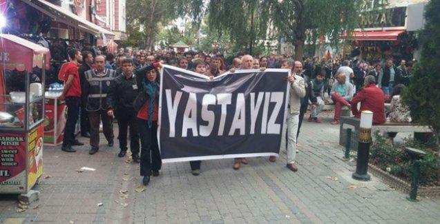 Katliam protestosuna Muğla'da polis, Kütahya'da ırkçı gruplar saldırdı