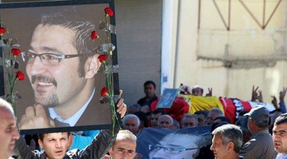 Katliamda yaşamını yitiren Ata Önder Atabay Hekimhan'da uğurlandı