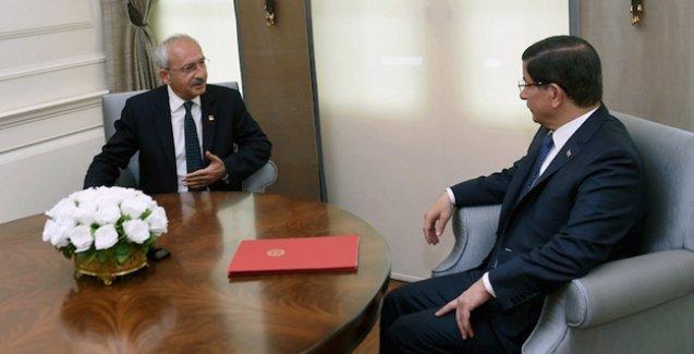 Kılıçdaroğlu'ndan Davutoğlu'na: İki bakan derhal görevden alınmalı