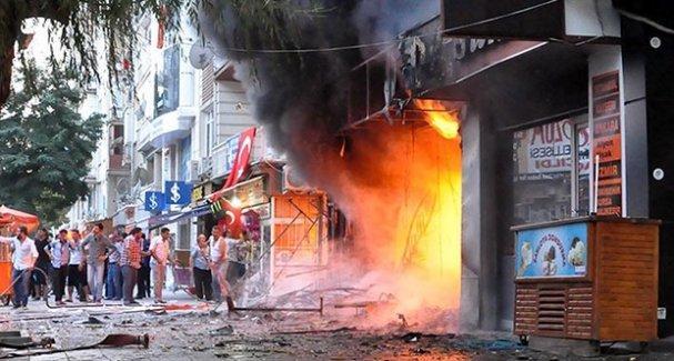 Kırşehir'deki Gül Kitabevi'ne saldırının görüntüleri ortaya çıktı