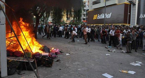 Kırşehir'deki tek TOMA, saldırganlar serinlesin diye su sıkmış