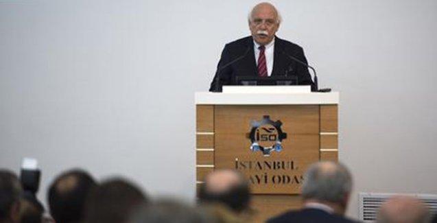 Konuşması alkışlanmayan Bakan Nabi Avcı salondakileri uyardı