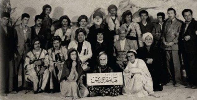 Kürt Tiyatro Tarihi Peywend yayınlarından çıktı