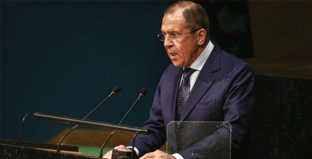 Lavrov: Sivilleri vurmadık, ABD kanıt sunsun