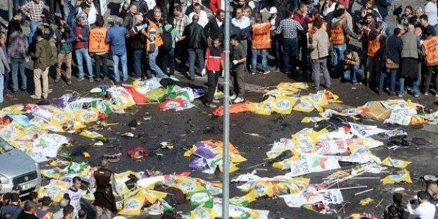 Ankara Katliamı'nda polisten '3. bomba var' anonsu yapın baskısı