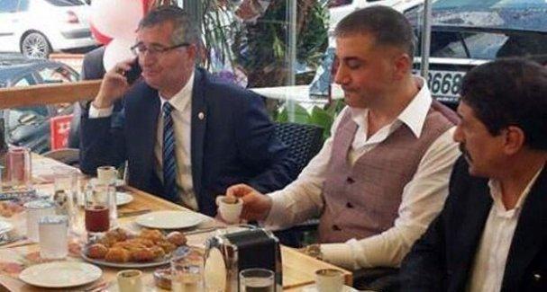 MHP'li Özcan Yeniçeri: Sedat Peker'i tanımam, yanıma oturdu flaşlar patladı