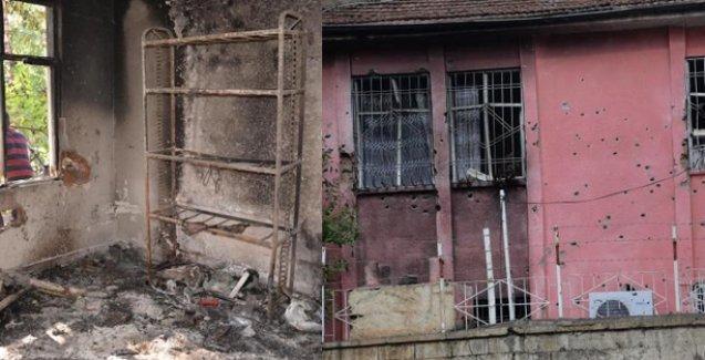 Muhtarlık kayıtlarına göre IŞİD'e operasyon düzenlenen o evler boş