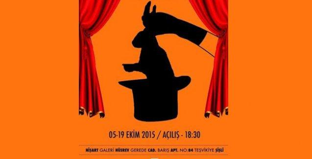 Nadir Baylan'ın 'Tavşan Hırsızı' sergisi 5-19 Ekim'de