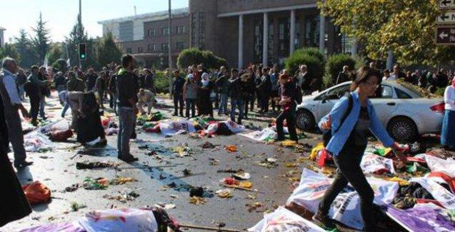 Patlamadan saniyelerle kurtulan DİSK Temsilcisi: 'Polis katliam yaratmak için çaba harcadı'