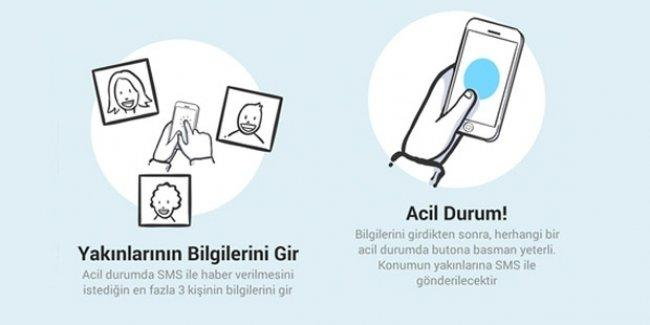 Polis devleti icat çıkardı: 'Gözaltındayım' aplikasyonu geliştirildi