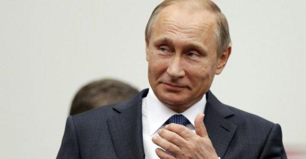Putin: Hedefimiz, IŞİD'in Suriye'yi silip süpürmesini önlemek