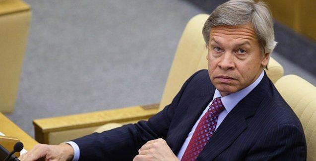 Rus Milletvekili: ABD, bir sene boyunca IŞİD'i değil çölü bombaladı