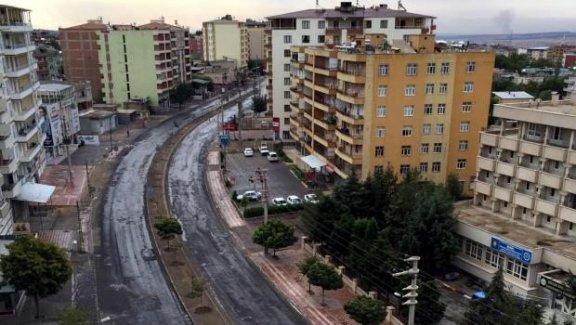 Silvan'da sokağa çıkma yasağı ilan edildi